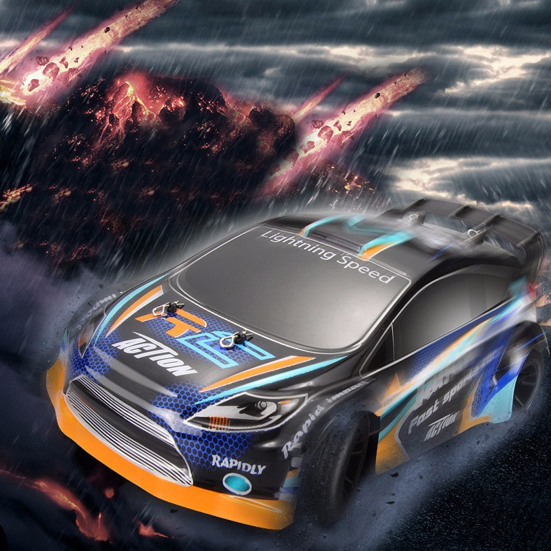 Wltoys A242 1:24 2.4G 4WD 35KM/H Rc High Speed Remote Control Vehicle Off-Road Remote Control Cars EU Plug image