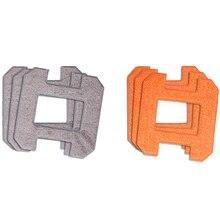 Для X6) Liectroux волокна Салфетка для уборки для очистки окон робот X6, 6 шт./упак