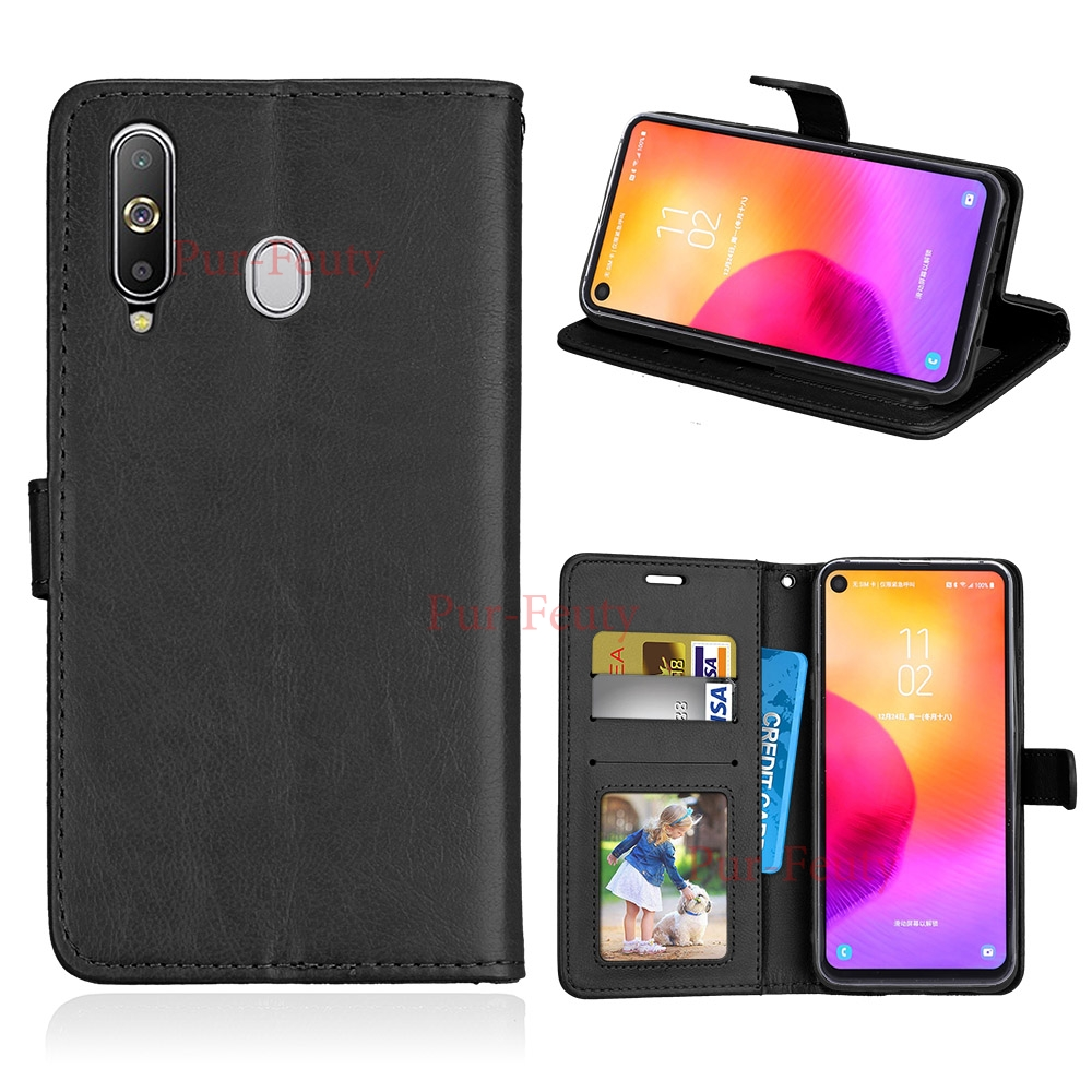 Photo Frame <font><b>Case</b></font> For Samsung SM-G8870 Galaxy A8s <font><b>Case</b></font> Flip Phone Leather Wallet Stand cute Cover For Samsung Galaxy A 8s SM-<font><b>G887</b></font> image