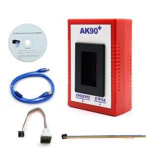 Image 5 - V3.19 AK90 For BMW AK90+AK90 Key Programmer Tool For All EWS AK 90 Key Maker AK 90 With Car Styling Free Ship