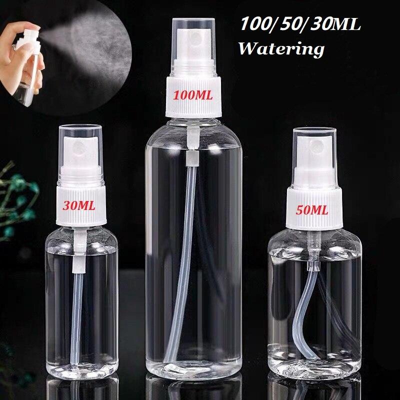 100/50/30ml השקיה סיר בקבוק אמן צייר בצבעי מים לחות גואש DIY השקיה סיר תרסיס אמנות כלי בקבוק אחד