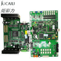 Jucaili large format printer Human Xuli Allwin Twinjet double head board kit for DX5 head carriage board main board one set