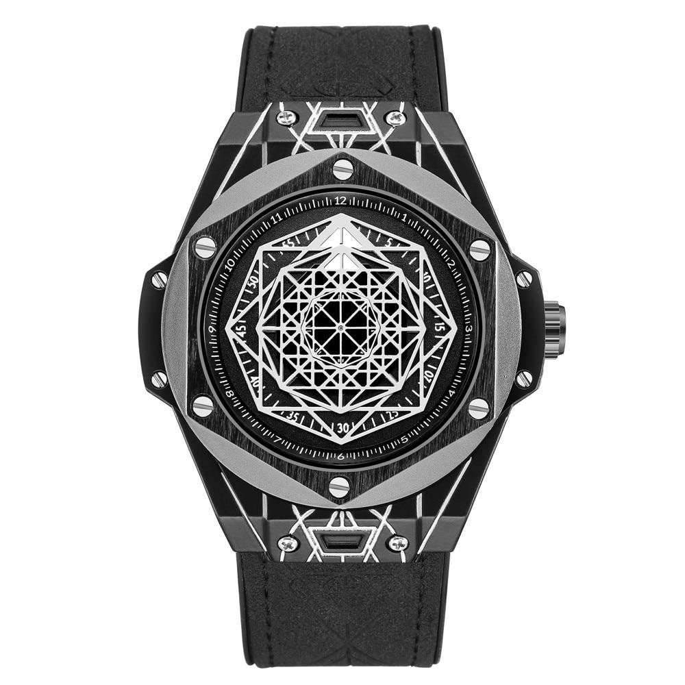 Novelty Geometric Watch 1