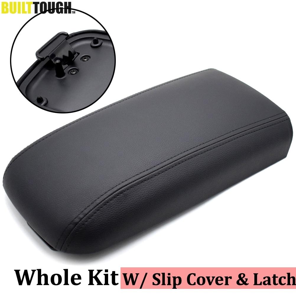 Center Console Lid Armrest Cover Latch For Chevy Chevrolet Trailblazer GMC Envoy Isuzu Ascender Saab 9-7x Buick Rainer 25998847