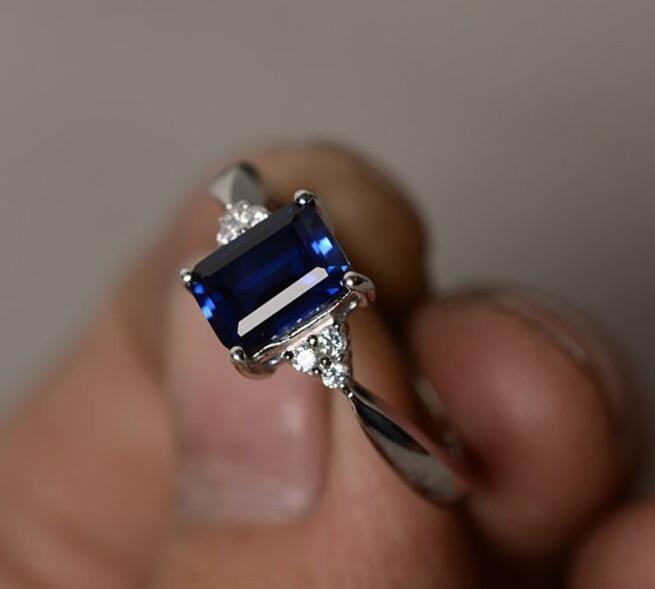 Sky Blue Rinestone//Cystal Fashion Women/'s Ring Fashion Women/'s Jewelery Ring