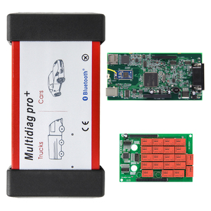 Image 5 - 2017.3/2016.00 Multidiag pro+ Bluetooth USB OBD 2 Car Diagnostic Tool V3.0 NEC Real 9241A for Truck Scan Tools OBD2 Auto Scanner