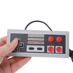 Image 5 - 4 לחצן בקר Gamepad עבור Coolbaby טלוויזיה כף יד משחק וידאו 9 פין מסוף