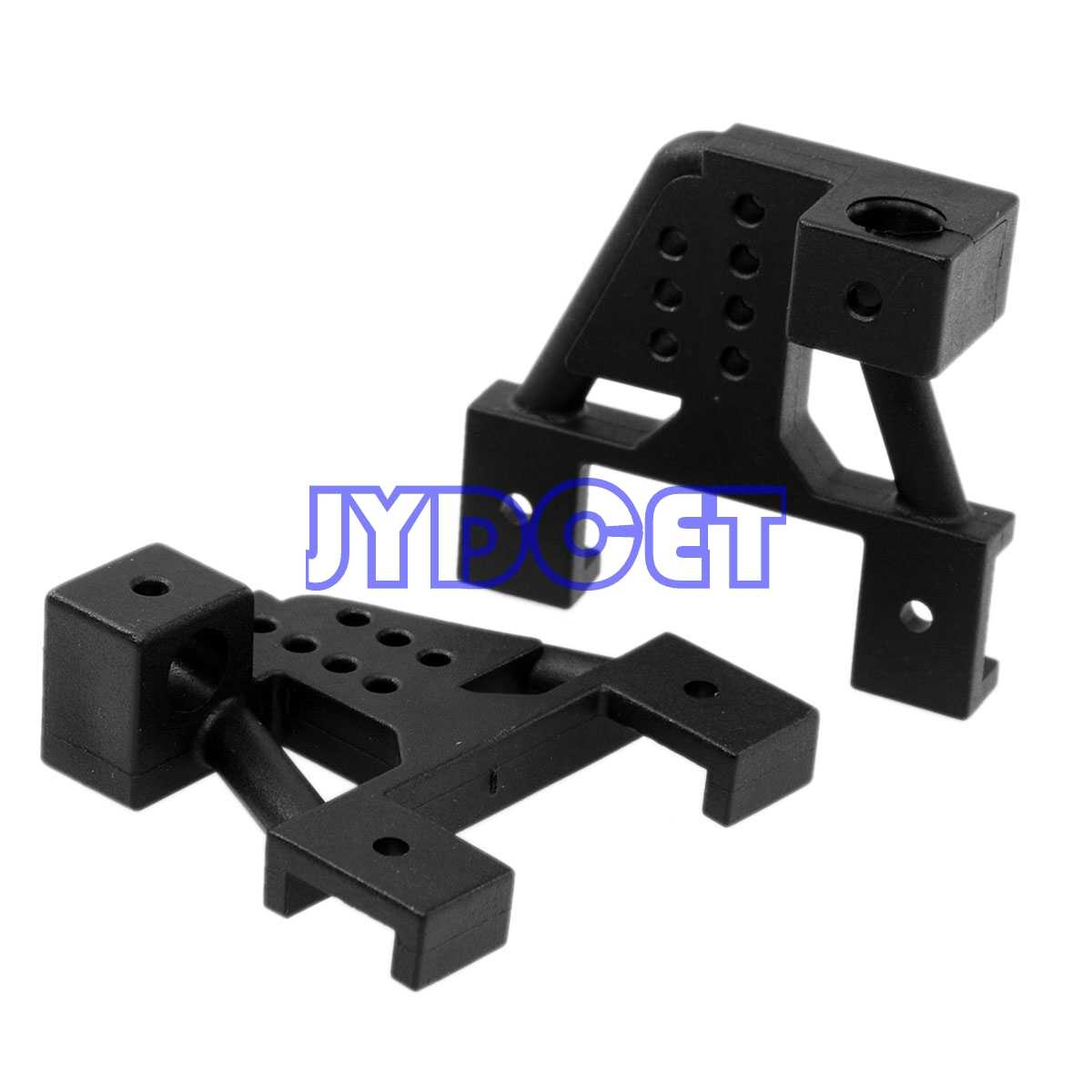 2pcs Front/Rear body plates R86017 For RC Model Car Crawler RGT 1/10 Monster Truck Off Road Rock Cruiser EX86100 Spare parts 2P
