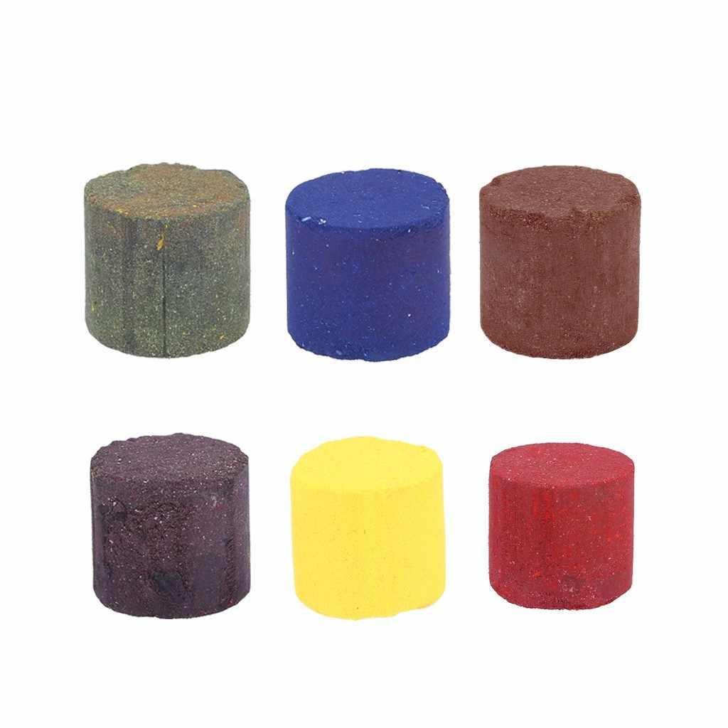 1 ชิ้นควันเค้กสีควันจอแสดงผลรอบระเบิดเวทีการถ่ายภาพเสริมของเล่นของขวัญ Props พื้นหลัง