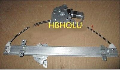 Alta qualidade regulador de vidro traseiro conjunto levantador de vidro rh 6204120-2000 para zx grandtiger