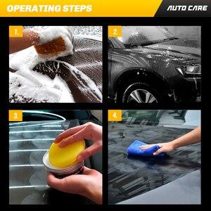 Image 5 - 230ml wosk samochodowy Crystal poszycie zestaw twardy błyszczący wosk warstwa pokrywająca farba powłoka zabezpieczająca formuła Super wodoodporny film