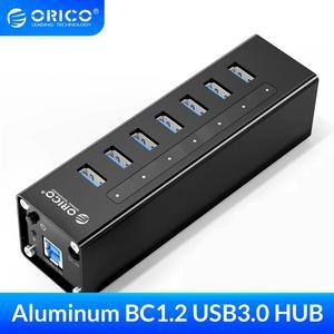 ORICO Aluminum USB 3.0 HUB 7 P