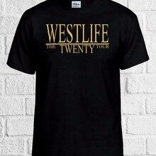 Westlife est la meilleure Vie T-shirt Concert Tournée des Stades en été 2020 T-Shirt