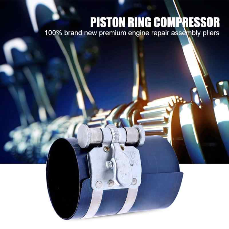 Piston Ring Compressor Installer Automotive Tool Car Repair Accessories