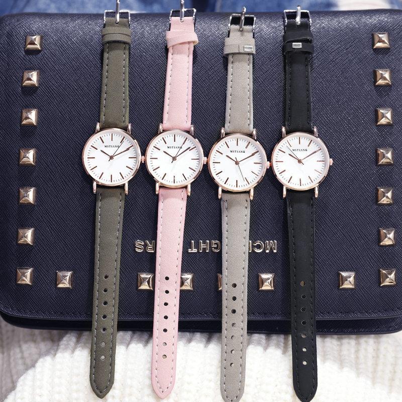Reloj Mujer Luxury Simple Women Watches Comfortable Nylon Band Watch Women's New Trend Wristwatch Casual Watch Zegarek Damski