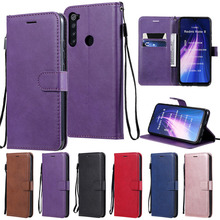 Flip Wallet Case For Xiaomi Redmi