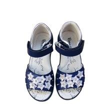 Moda 1 para dziewczyna prawdziwej skóry buty ortopedyczne, Super jakość letnie dziecięce buty dziecięce