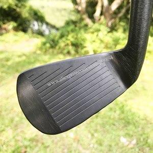 Image 3 - Erkekler yeni Golf kulüpleri MTG itobori Golf ütüler 4 9 P kulüpleri ütüler seti grafit şaft veya çelik mil R veya S esnek ücretsiz kargo