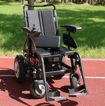 2019 Stylish with toilet  lithium battery electric wheelchair suitable for disabled and elderly