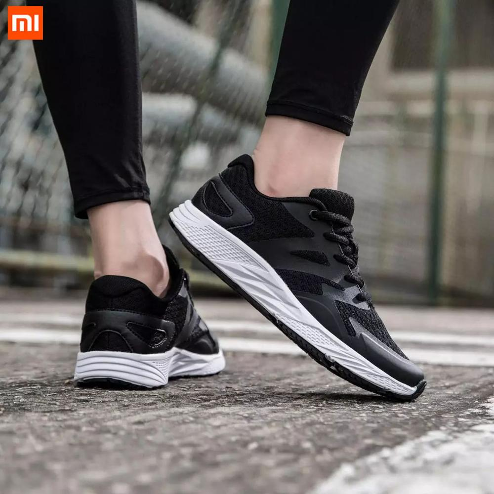 Xiaomi Mijia YUNCOO Ultralight Men Women Sneakers High Elastic EVA Wear Resistance Non slip Sports Running Shoes Casual Shoes|Smart Remote Control| - AliExpress