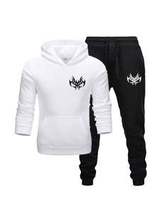 Men Tracksuit Hoodies Sportswear Pants-Sets Brand Clothes Fashion New Hot Autumn Goldfly
