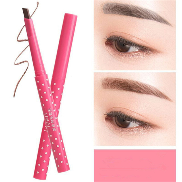Eyebrow pencil waterproof crayons Sourcil eyebrow pencil long-lasting makeup beauty Lapiz De Ojos Crema Kosmetyki
