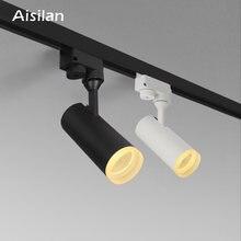 Aisilan светодиодный светильник для треков 7 Вт cob rail Точечный