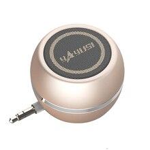 נייד רמקול A5 מיני מחשב רמקולים 3.5MM אודיו שקע MP3 WMA אלגנטי חריזה סופר מיני חיצוני רמקול