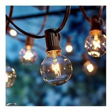 Guirnalda – guirlande lumineuse led pour décoration de jardin, extérieur, ampoules pour mariage, fête, jardin