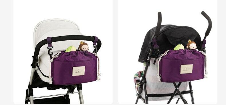 Beanmama Baby Stroller Bag