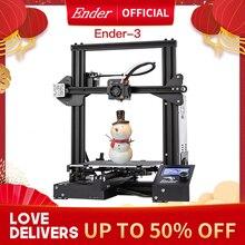 Ender 3 Kit dimprimante 3D grande taille dimpression imprimantes Ender3/Ender 3X Continuation impression puissance crealité 3D