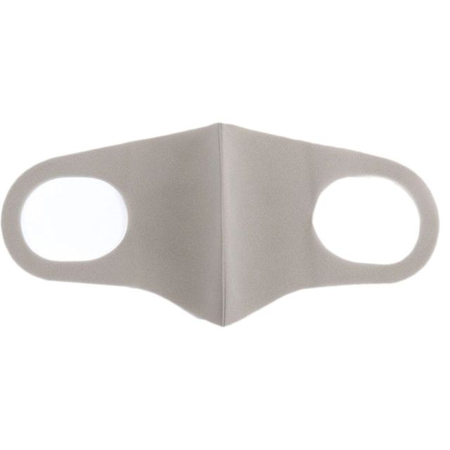 3Pcs/Set 3D Sponge Dustproof Mouth Mask Washable Anti Flu Pollution Respirator 85WB 1