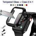 Закаленное защитное стекло для Apple watch 6/SE/5/4/3/360