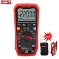UNI-T UT61B + UT61E + UT61D + ручной профессиональный цифровой мультиметр тестер блок True RMS Авто Диапазон 6000 отсчетов DC AC 1000V