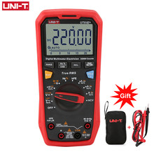 UNI-T UT61B+ UT61E+ UT61D+ Handheld Professional Digital Multimeter Tester Unit True RMS Auto Range 6000 Counts DC AC 1000V