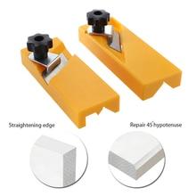Plasterboard Gypsum Board Wood Planer Edge Planing Woodworking Hand Tool Standard 90 degree Jig plane blade
