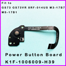 Power-Board-Cable GS73VR MSI K1F-1006009-H39 Laptop-Switch FOR Gs73vr/8rf-014us/M3-17b7/..