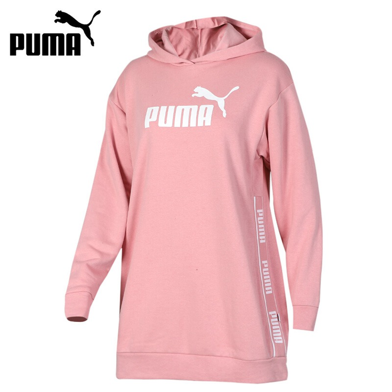 Original New Arrival  PUMA  Amplified  Women's  Pullover Hoodies Sportswear