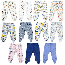 Baby Trousers Pant Footed Girl Infant Printed Cute Casual Autumn Unisex 0-18-Month