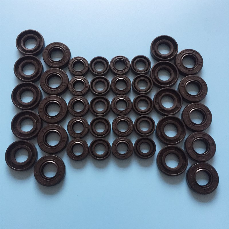 40 Pcs/lot Crankshaft Crank Oil Seal For 40-5 CG430 Brush Cutter Trimmer