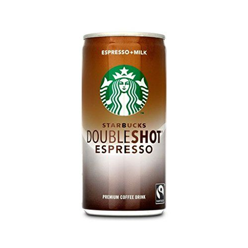 Starbucks Double Shot Espresso 20cl (pack De 12)