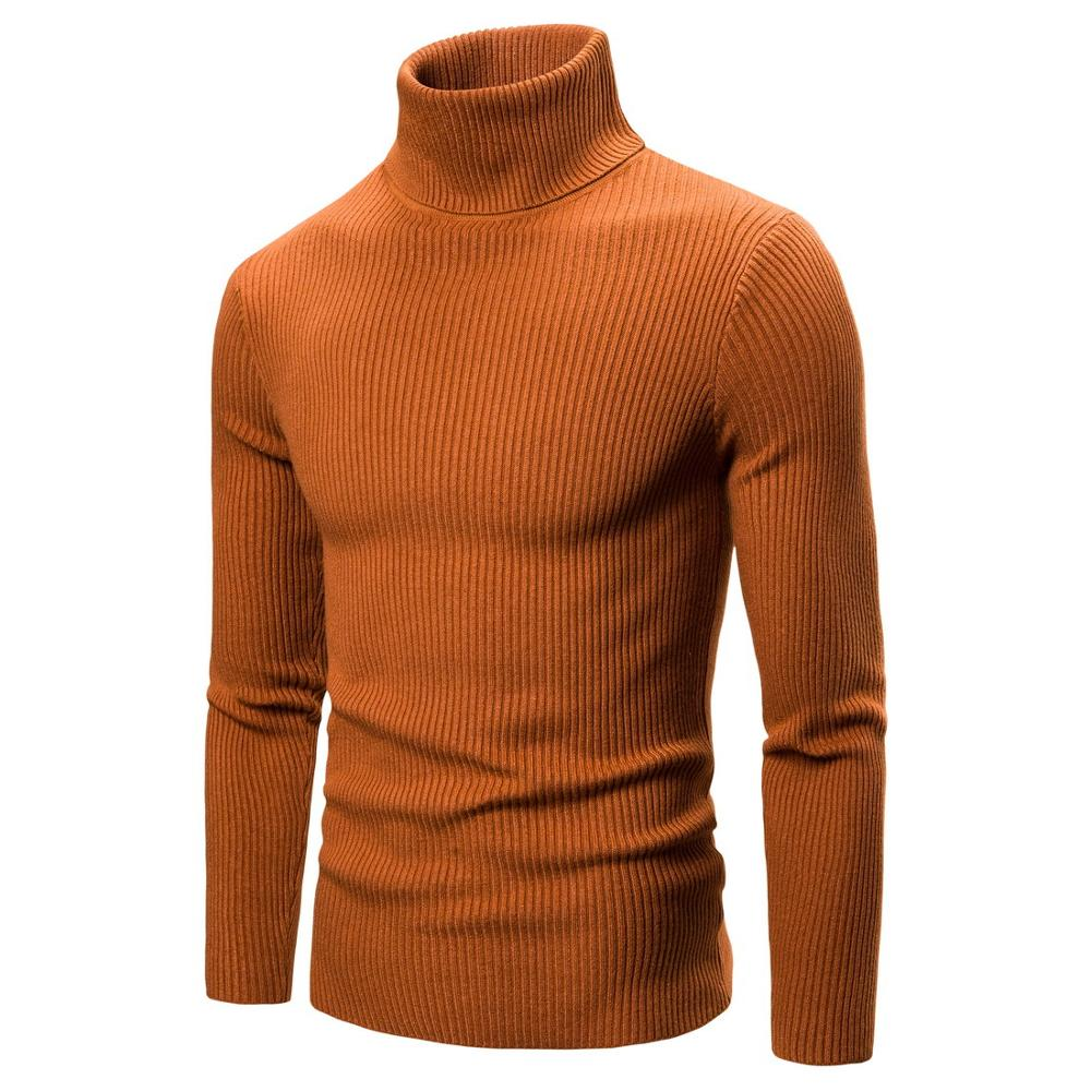 Men Causal O Neck Sweater  Autumn Winter Pullover Knitted Sweaters