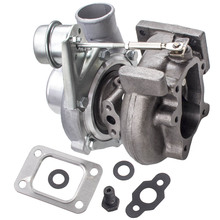T25 GT25 GT28 GT2871 GT2871R GT2860 SR20 CA18DET OIL+ WATER COOLED TURBO CHARGER Water/Oil Cooled .64 AR for Nissan Turbocharger