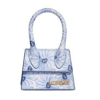 Bolso de marca de lujo para mujer, bolso bandolera pequeño de piel de diseñador a la moda, Bolso bandolera de PU mano, pequeño bolso de hombro