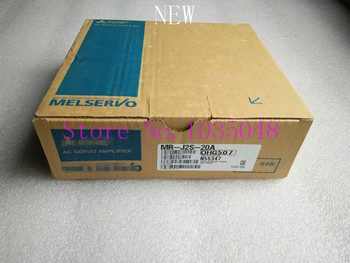1PC  MR-J2S-20A    MR J2S 20A    MRJ2S20A  New and Original Priority use of DHL delivery #04