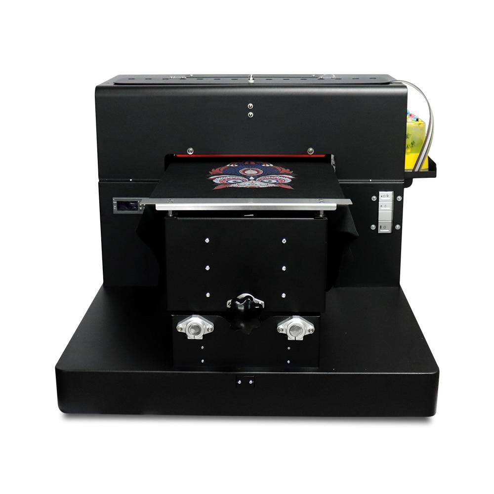 A3 méretű DTG nyomtató síkképernyős nyomtató póló, textil, - Irodai elektronika - Fénykép 4