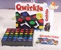 Qwirkle Mix match score и win! Детские развивающие игрушки шахматы настольные игры  сборочные деревянные игрушки Qwirkle взрослые интеллектуальные игры