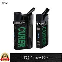 LTQ-Kit de vaporizador 3 en 1 Original, juego de cigarrillos electrónicos, hierba seca, cera de aceite CBD, vaporizador TC con batería de 1500mah