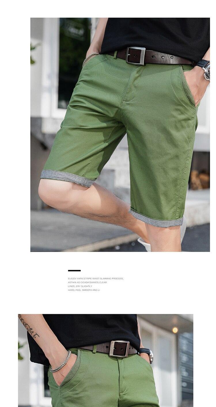 Madeira calções masculinos camuflados, shorts de algodão