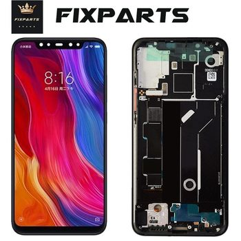 New Screen For Xiaomi Mi 8 LCD MI8 Display Digitizer Assembly Touch Screen Replacement Parts TFT For Xiaomi Mi8 LCD Mi 8 Display